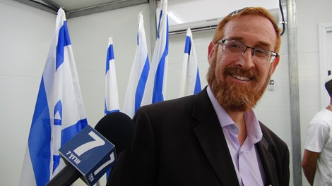 Yehuda Glick calls for Sovereignty