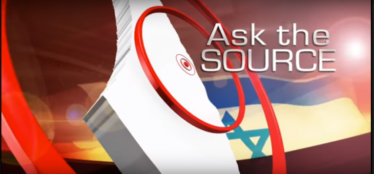 Nadia Matar interviewed on Ask The Source